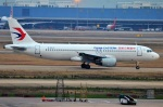 amagoさんが、上海浦東国際空港で撮影した中国東方航空 A320-214の航空フォト(飛行機 写真・画像)