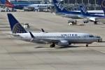 k-spotterさんが、関西国際空港で撮影したユナイテッド航空 737-724の航空フォト(飛行機 写真・画像)