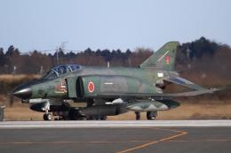 K.Tさんが、茨城空港で撮影した航空自衛隊 RF-4EJ Phantom IIの航空フォト(飛行機 写真・画像)