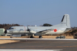 K.Tさんが、茨城空港で撮影した航空自衛隊 YS-11A-402EAの航空フォト(飛行機 写真・画像)