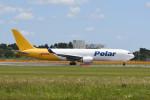 kuro2059さんが、成田国際空港で撮影したポーラーエアカーゴ 767-3JHF(ER)の航空フォト(飛行機 写真・画像)
