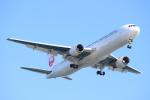 エアさんが、羽田空港で撮影した日本航空 767-346/ERの航空フォト(飛行機 写真・画像)