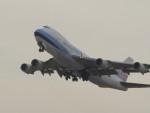 commet7575さんが、関西国際空港で撮影したチャイナエアライン 747-409F/SCDの航空フォト(飛行機 写真・画像)