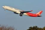 トロピカルさんが、成田国際空港で撮影した深圳航空 A330-343Xの航空フォト(飛行機 写真・画像)
