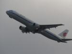 commet7575さんが、関西国際空港で撮影した中国国際航空 A321-213の航空フォト(飛行機 写真・画像)
