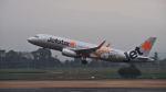 オキシドールさんが、鹿児島空港で撮影したジェットスター・ジャパン A320-232の航空フォト(飛行機 写真・画像)