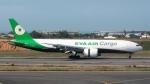 coolinsjpさんが、台湾桃園国際空港で撮影したエバー航空 777-31B/ERの航空フォト(飛行機 写真・画像)