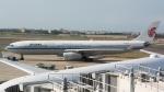 coolinsjpさんが、台湾桃園国際空港で撮影した中国国際航空 A330-343Xの航空フォト(飛行機 写真・画像)