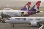 Hiro-hiroさんが、ダニエル・K・イノウエ国際空港で撮影したハワイアン航空 A321-271Nの航空フォト(飛行機 写真・画像)