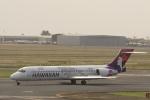 Hiro-hiroさんが、ダニエル・K・イノウエ国際空港で撮影したハワイアン航空 717-26Rの航空フォト(飛行機 写真・画像)