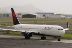 Hiro-hiroさんが、ダニエル・K・イノウエ国際空港で撮影したデルタ航空 767-332/ERの航空フォト(飛行機 写真・画像)