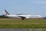 kuro2059さんが、成田国際空港で撮影したエールフランス航空 777-328/ERの航空フォト(飛行機 写真・画像)