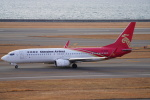SFJ_capさんが、中部国際空港で撮影した深圳航空 737-87Lの航空フォト(飛行機 写真・画像)