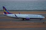 SFJ_capさんが、中部国際空港で撮影したウルムチエア 737-86Wの航空フォト(飛行機 写真・画像)