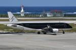 k-spotterさんが、那覇空港で撮影したスターフライヤー A320-214の航空フォト(飛行機 写真・画像)