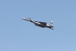Runway747さんが、小松空港で撮影した航空自衛隊 F-15DJ Eagleの航空フォト(飛行機 写真・画像)