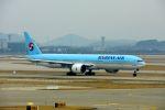 まいけるさんが、仁川国際空港で撮影した大韓航空 777-3B5/ERの航空フォト(飛行機 写真・画像)