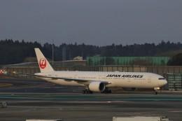 にしやんさんが、成田国際空港で撮影した日本航空 777-346/ERの航空フォト(飛行機 写真・画像)