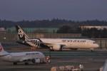 にしやんさんが、成田国際空港で撮影したニュージーランド航空 787-9の航空フォト(飛行機 写真・画像)