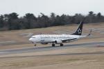 takahiro530さんが、鳥取空港で撮影した全日空 737-881の航空フォト(飛行機 写真・画像)