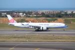 OMAさんが、台湾桃園国際空港で撮影したチャイナエアライン A350-941XWBの航空フォト(飛行機 写真・画像)
