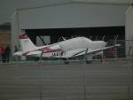 ヒコーキグモさんが、岡南飛行場で撮影した日本法人所有 A36 Bonanza 36の航空フォト(飛行機 写真・画像)
