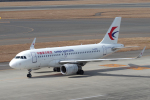 yabyanさんが、中部国際空港で撮影した中国東方航空 A319-115の航空フォト(飛行機 写真・画像)
