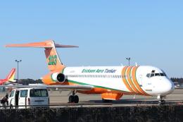 mogusaenさんが、成田国際空港で撮影したエリクソン・エアロ・タンカー MD-87 (DC-9-87)の航空フォト(飛行機 写真・画像)