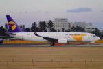 SFJ_capさんが、成田国際空港で撮影したMIATモンゴル航空 737-8ALの航空フォト(飛行機 写真・画像)