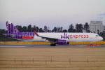 SFJ_capさんが、成田国際空港で撮影した香港エクスプレス A321-231の航空フォト(飛行機 写真・画像)