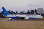 SFJ_capさんが、成田国際空港で撮影した厦門航空 737-86Nの航空フォト(飛行機 写真・画像)