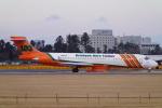 SFJ_capさんが、成田国際空港で撮影したエリクソン・エアロ・タンカー MD-87 (DC-9-87)の航空フォト(飛行機 写真・画像)