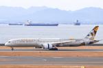 bakurochoさんが、中部国際空港で撮影したエティハド航空 787-10の航空フォト(飛行機 写真・画像)