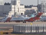 FT51ANさんが、成田国際空港で撮影したエリクソン・エアロ・タンカー MD-87 (DC-9-87)の航空フォト(飛行機 写真・画像)