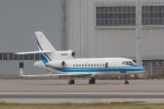 たーぼーさんが、那覇空港で撮影した海上保安庁 Falcon 900の航空フォト(飛行機 写真・画像)
