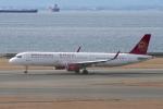 yabyanさんが、中部国際空港で撮影した吉祥航空 A321-211の航空フォト(飛行機 写真・画像)
