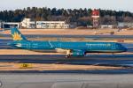 kuraykiさんが、成田国際空港で撮影したベトナム航空 A321-231の航空フォト(飛行機 写真・画像)