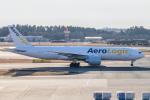 kuraykiさんが、成田国際空港で撮影したエアロ・ロジック 777-FZNの航空フォト(飛行機 写真・画像)