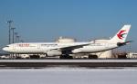 セブンさんが、新千歳空港で撮影した中国東方航空 A330-343Xの航空フォト(飛行機 写真・画像)