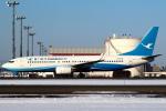 セブンさんが、新千歳空港で撮影した厦門航空 737-85Cの航空フォト(飛行機 写真・画像)