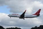 どんちんさんが、福岡空港で撮影したイースター航空 737-86Jの航空フォト(飛行機 写真・画像)