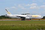 kuro2059さんが、成田国際空港で撮影したエアロ・ロジック 777-FZNの航空フォト(飛行機 写真・画像)