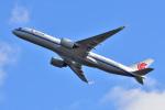 @たかひろさんが、関西国際空港で撮影した中国国際航空 A350-941XWBの航空フォト(飛行機 写真・画像)