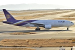 @たかひろさんが、関西国際空港で撮影したタイ国際航空 777-2D7の航空フォト(飛行機 写真・画像)
