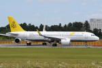 kuro2059さんが、成田国際空港で撮影したロイヤルブルネイ航空 A320-251Nの航空フォト(飛行機 写真・画像)