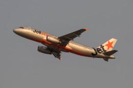 Koenig117さんが、シドニー国際空港で撮影したジェットスター A320-232の航空フォト(飛行機 写真・画像)