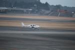 flyflygoさんが、鹿児島空港で撮影したジャパン・ジェネラル・アビエーション・サービス SR20の航空フォト(飛行機 写真・画像)