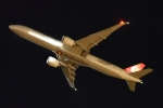 木人さんが、成田国際空港で撮影したターキッシュ・エアラインズ 777-3F2/ERの航空フォト(飛行機 写真・画像)