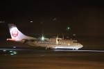 flyflygoさんが、鹿児島空港で撮影した日本エアコミューター ATR-42-600の航空フォト(飛行機 写真・画像)