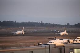 flyflygoさんが、鹿児島空港で撮影した日本エアコミューター 340Bの航空フォト(飛行機 写真・画像)